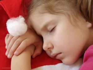 All I want for Christmas is a good night's sleep